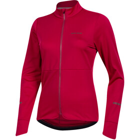 PEARL iZUMi Quest Maillot Térmico Mujer, beet red